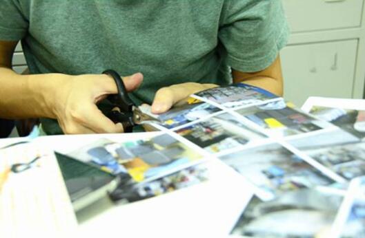 杨一钦同学在AIP课堂上进行个人创作