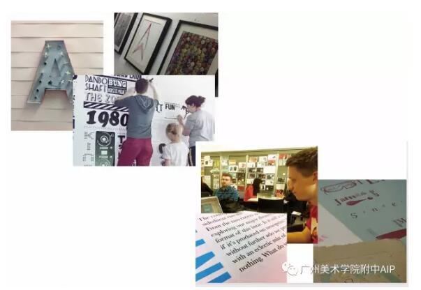 12月7日考文垂大学应用传媒学教授到达AIP校区传授经验并现场作品集面试