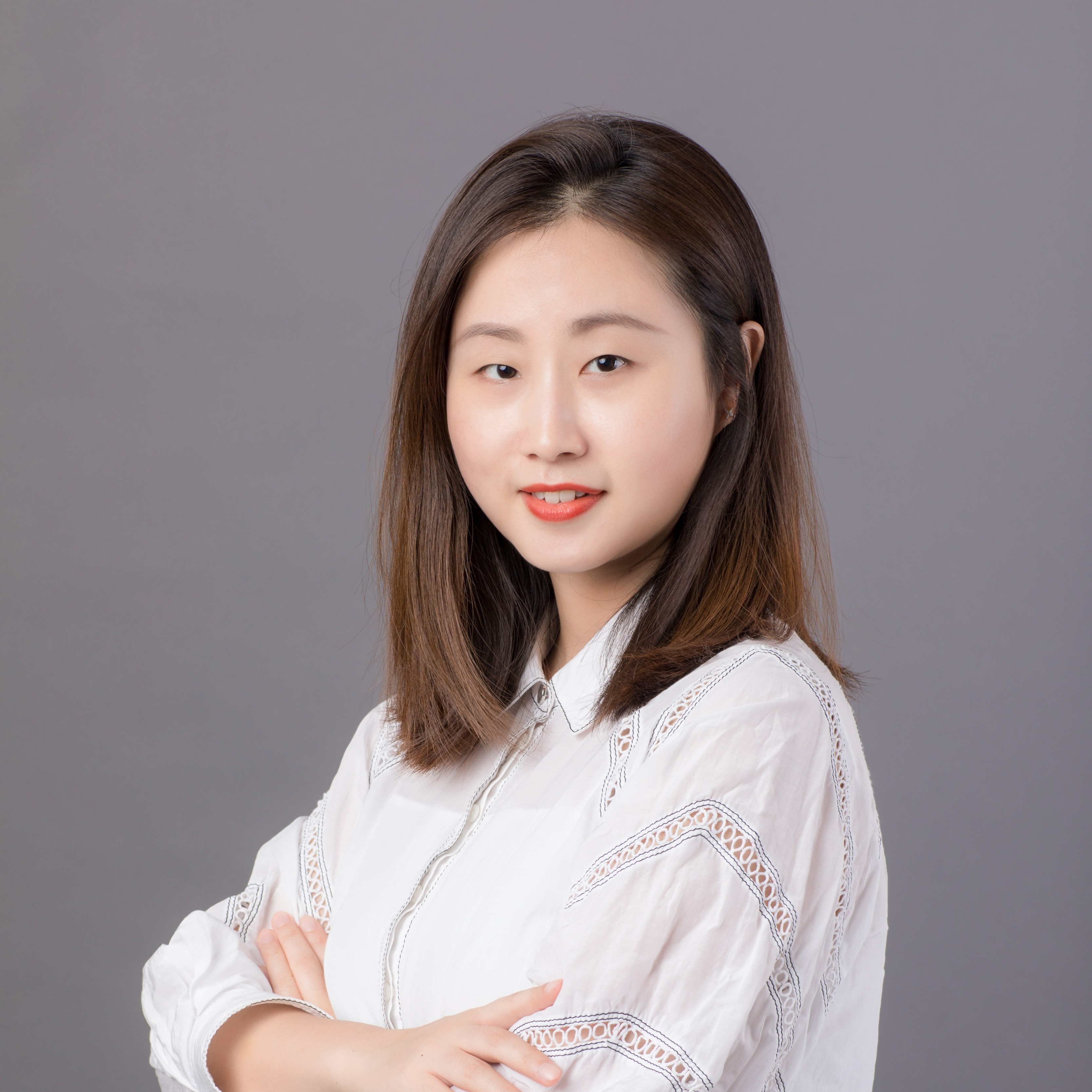 AIP英语团队王琦  Wendy Wang老师个人照片