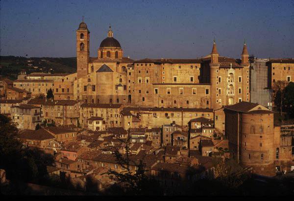 意大利乌尔比诺美术学院