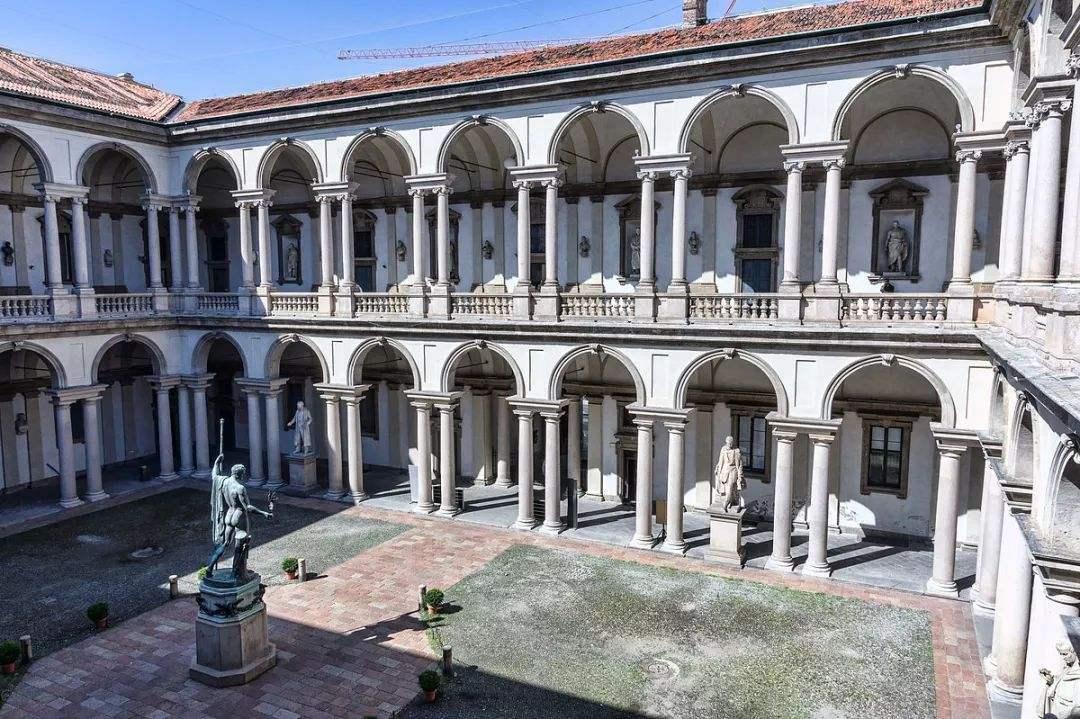 意大利米兰布雷拉美术学院