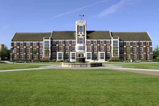 英国拉夫堡大学