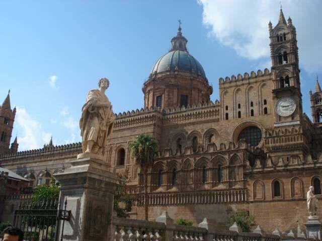 意大利巴勒莫美术学院